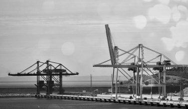 Gantry cranes - ferrol outer port